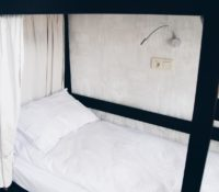 200₴ 4x beds room in new hostel
