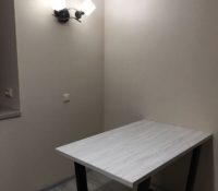 440$ Two rooms flat Zakhysnykiv Ukrainy