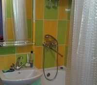 15$ One bedroom apartment in the heart of Kharkov